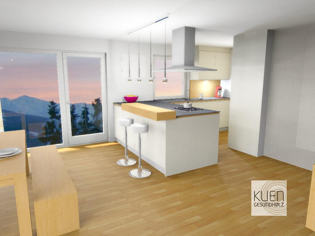 Küche Eiche Weiß Modern. Schublade Ikea Küche Herausnehmen ...