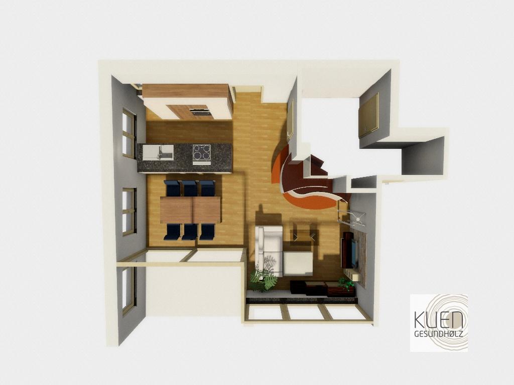 Pläne/Entwürfe - Tischlerei KUEN Oberperfuss – Paul & Peter Kuen ...